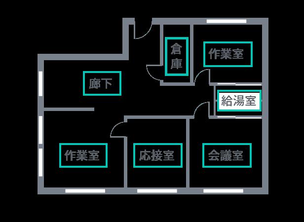 設計図面からの座標特定/テキストOCR抽出